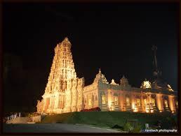temple bulit rotan