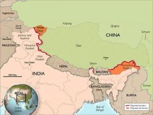 india china boder