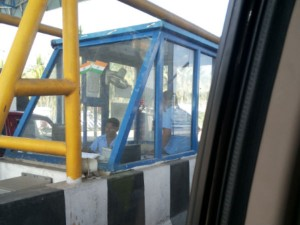 toll-gates