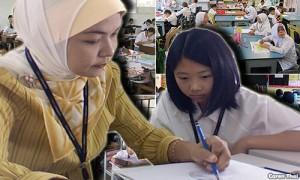 Tamil&Mandarin in schools